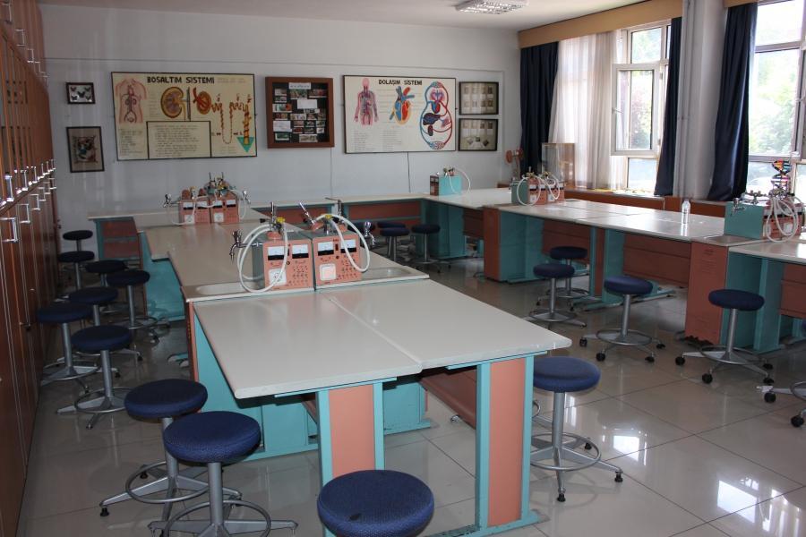 Biyoloji Laboratuvarı